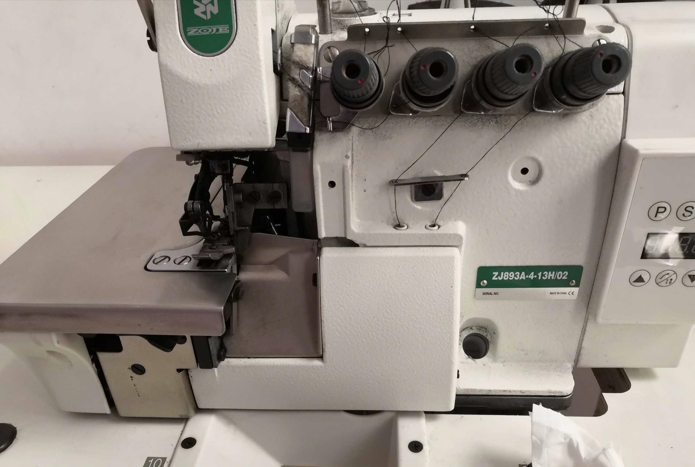 缝纫机转让只用了几个月