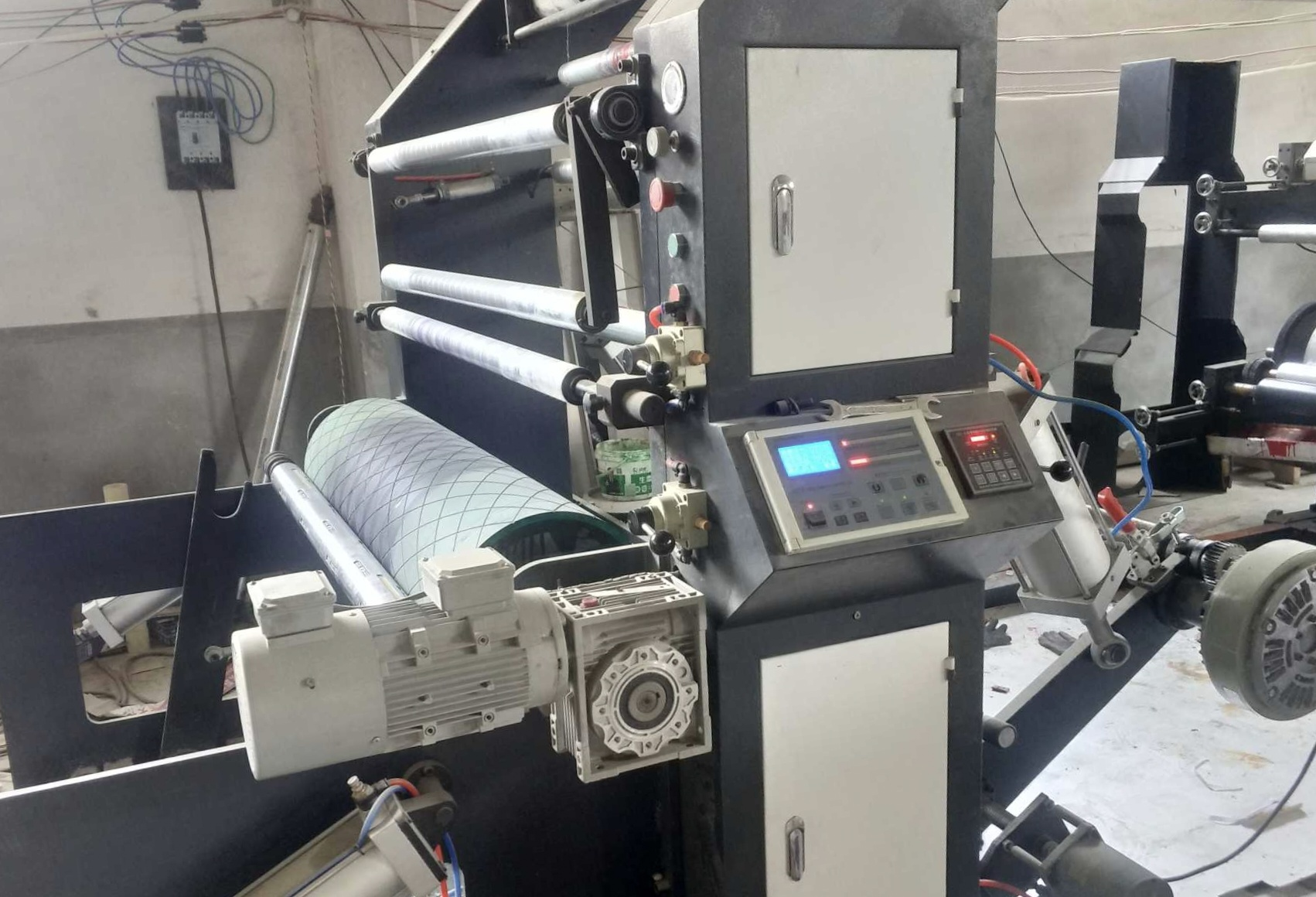 3色瓦楞纸设备,4色印刷机,分切机转让