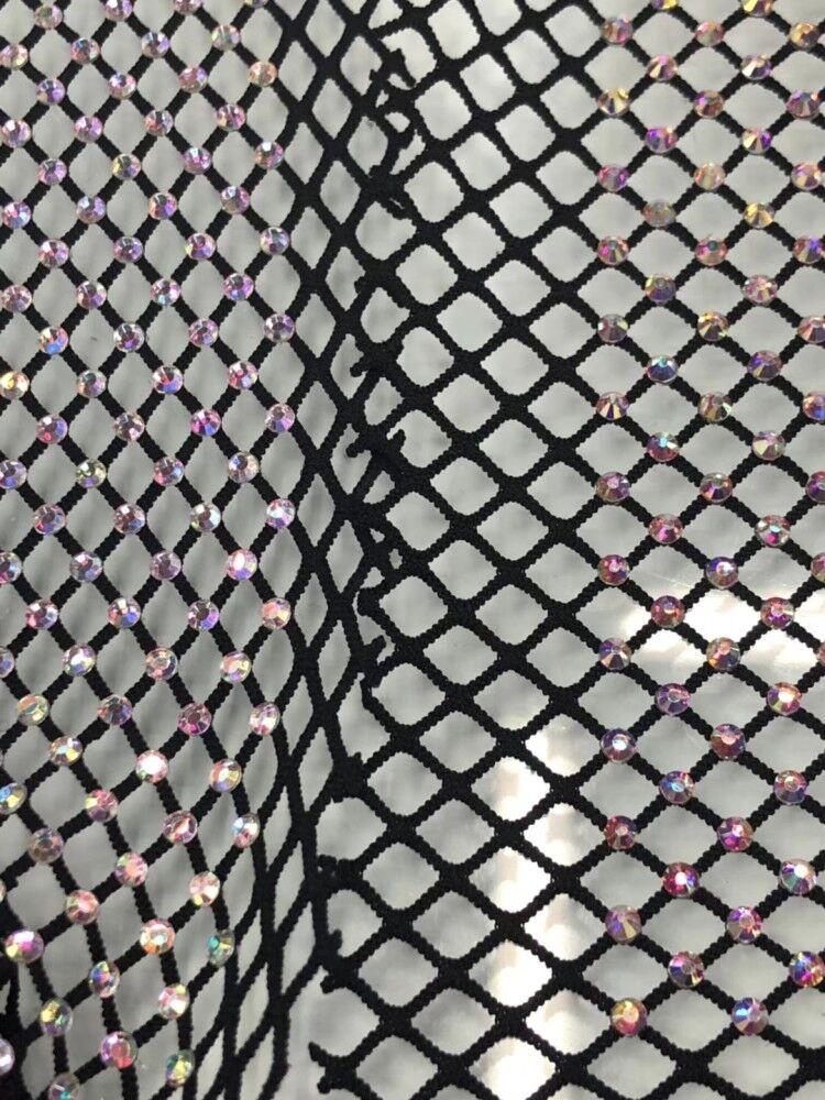 饰品配件胶网树脂排细钻管钻