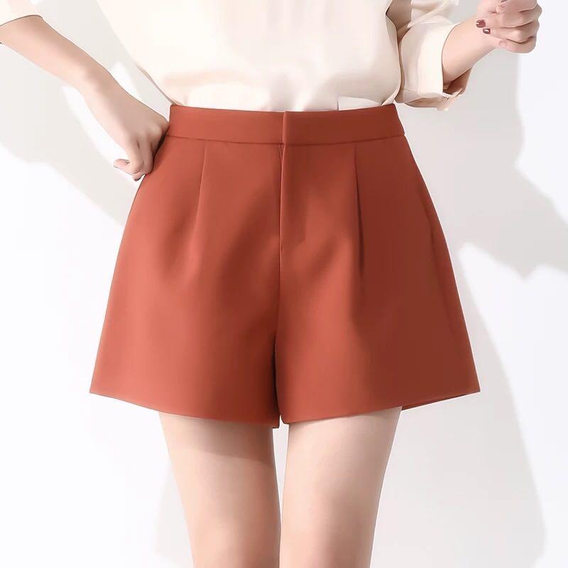 处理杂款女装雪纺短裤多款式