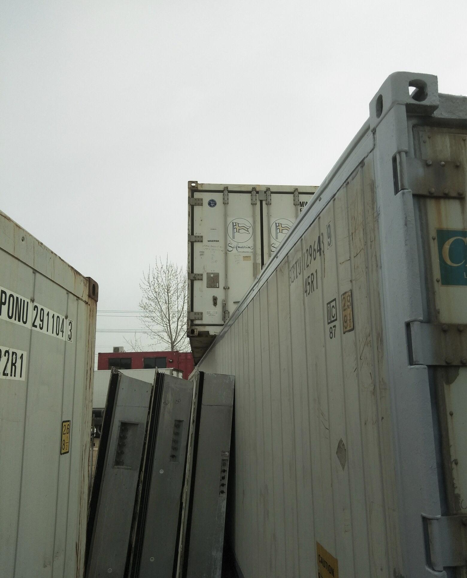 冷藏集装箱转让