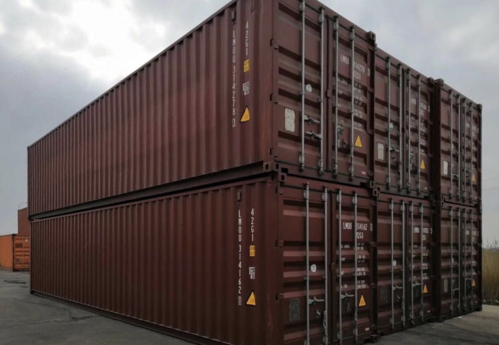 出售二手集装箱,箱型齐全,箱量充足,自有推场,方便看箱