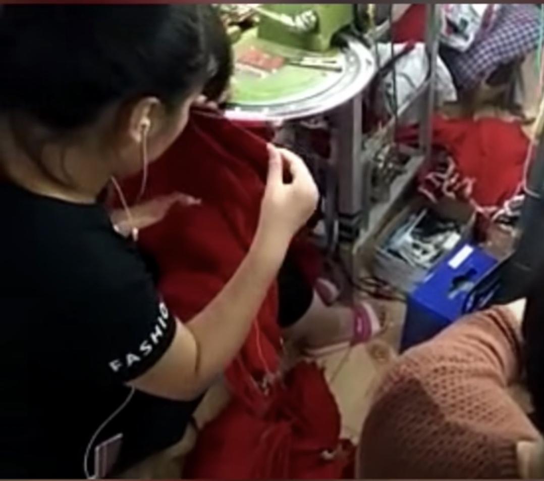 招毛衣缝合工,熟练工