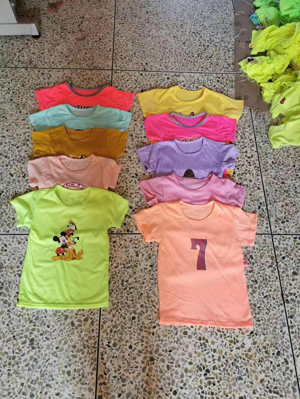 30000件儿童T恤   全清价格便宜